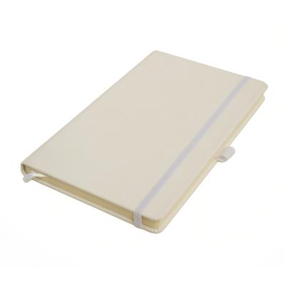 Image of Promotional Build Your Own Notebook, Infusion A5 Notebook, White