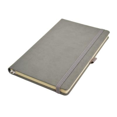 Image of Printed Build Your Own Notebook, Infusion A5 Notebook, Light Grey