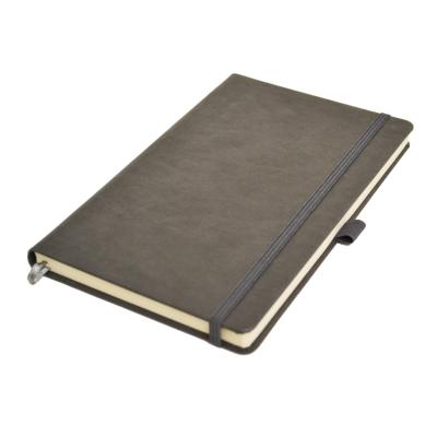 Image of Promotional Infusion A5 Notebook, Build Your Own Notebook, Dark Grey