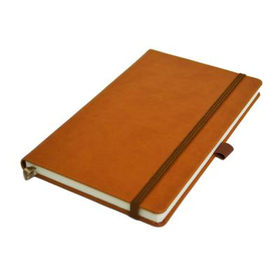 Image of Printed Infusion A5 Notebook, Build Your Own Notebook, Tan Brown