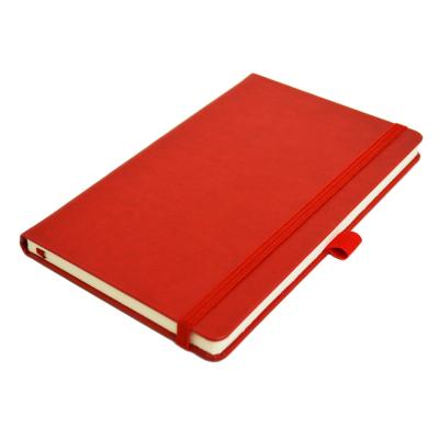 Image of Embossed Build Your Own Notebook, Infusion Notebook A5 Red