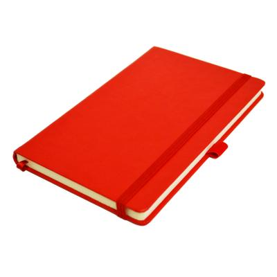 Image of Promotional Infusion A5 Notebook, Build Your Own Notebook, Pillar Box red