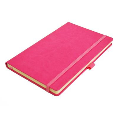 Image of Printed Build Your Own Notebook, Infusion Notebook A5 Pink