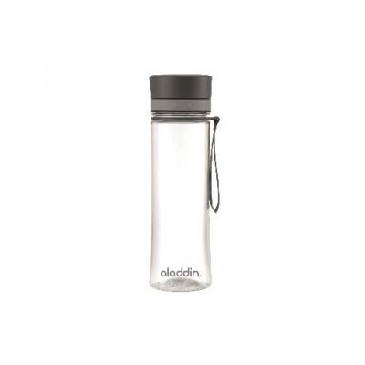 Image of Promotional Aladdin Aveo Sports Bottle, Clear Black