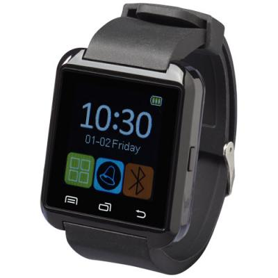 Image of Engraved LCD Smart Watch, Bluetooth Watch With Touch Screen