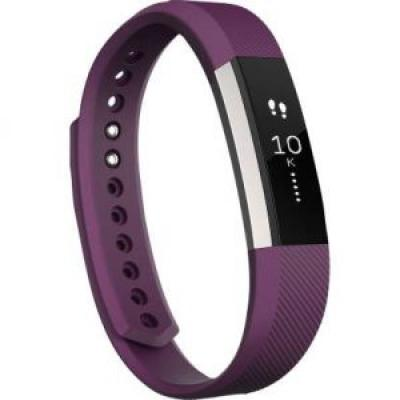 Image of Promotional Fitbit ALTA Fitness Wristband, Branded Fitbit Smart Watch, Plum