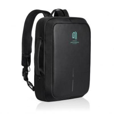 Image of Promotional Bobby Bizz Anti-Theft Backpack & Briefcase With Integrated USB Port