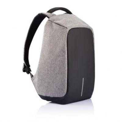 Image of Printed Bobby anti-theft backpack with integrated USB port