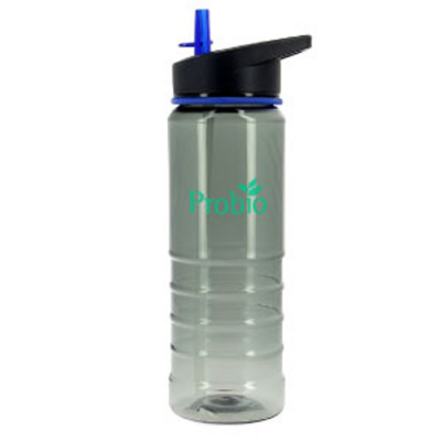 L Glass Bottle With Flip Top Cap