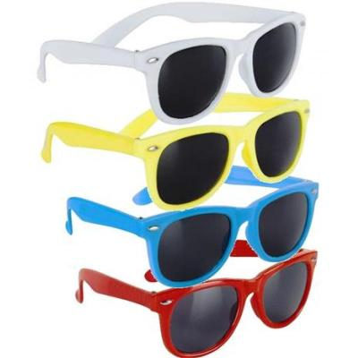 Image of Promotional Pantone Matched Sunglasses. Retro Sunglasses