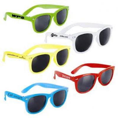 Image of Promotional Pantone Matched Sunglasses Classic Wayfarer