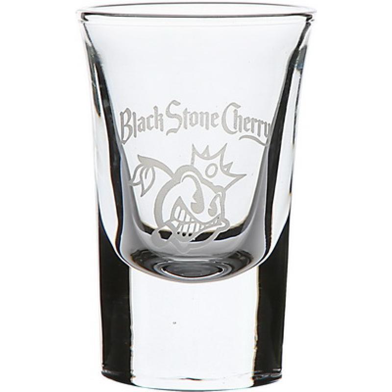 flared top shot glass glassware promobrand promotional
