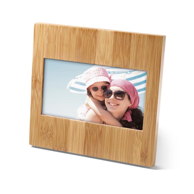 Promotional Bamboo Photo Holder frame. :: Photo Frames :: PromoBrand ...