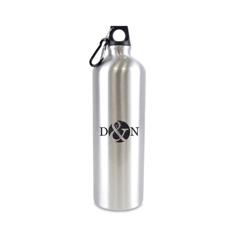 1666475f72 Promotional Kennedy 1 Litre Aluminium Bottle. Large Aluminium Bottle.
