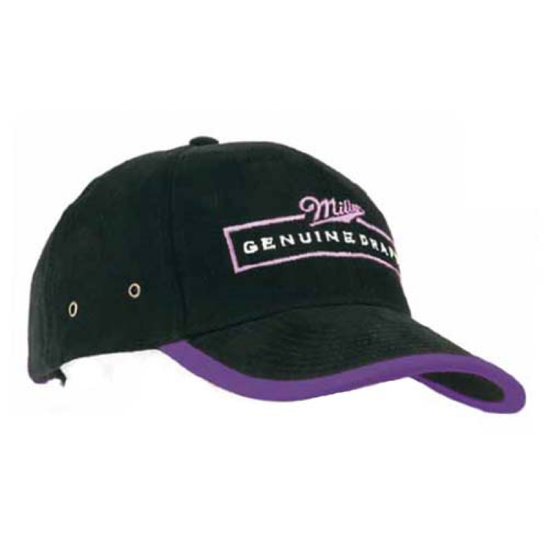 e883b6c9f9dfbc Arch Trim Baseball Cap :: Baseball Caps :: PromoBrand Promotional ...