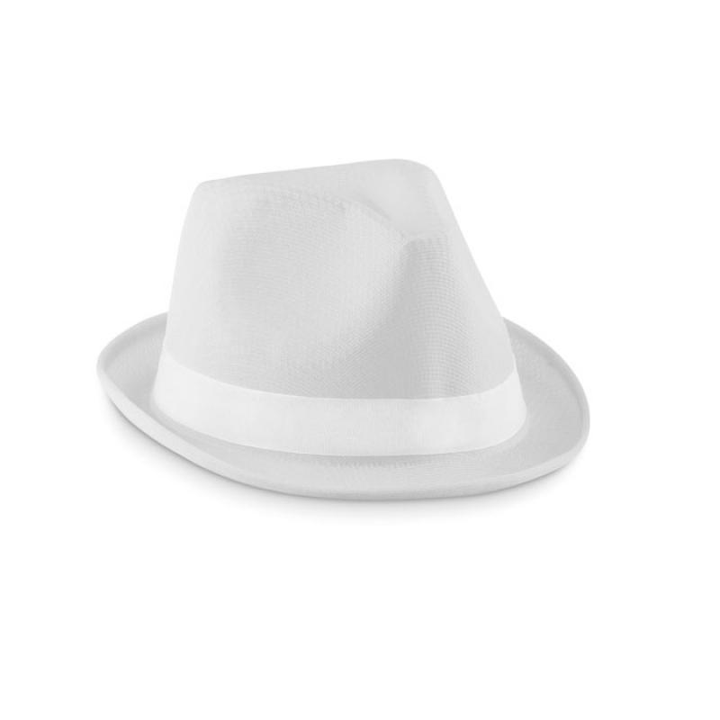 Coloured polyester hat    Hats    PromoBrand Promotional Merchandise ... c30d7fe8acd2