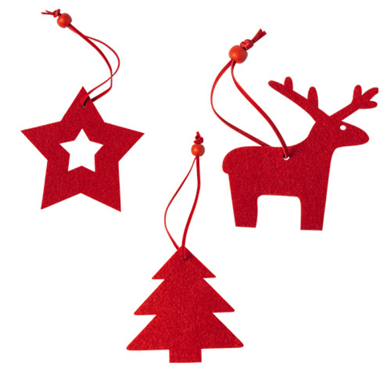 Set Stuck Promotional Christmas Decorations Promobrand