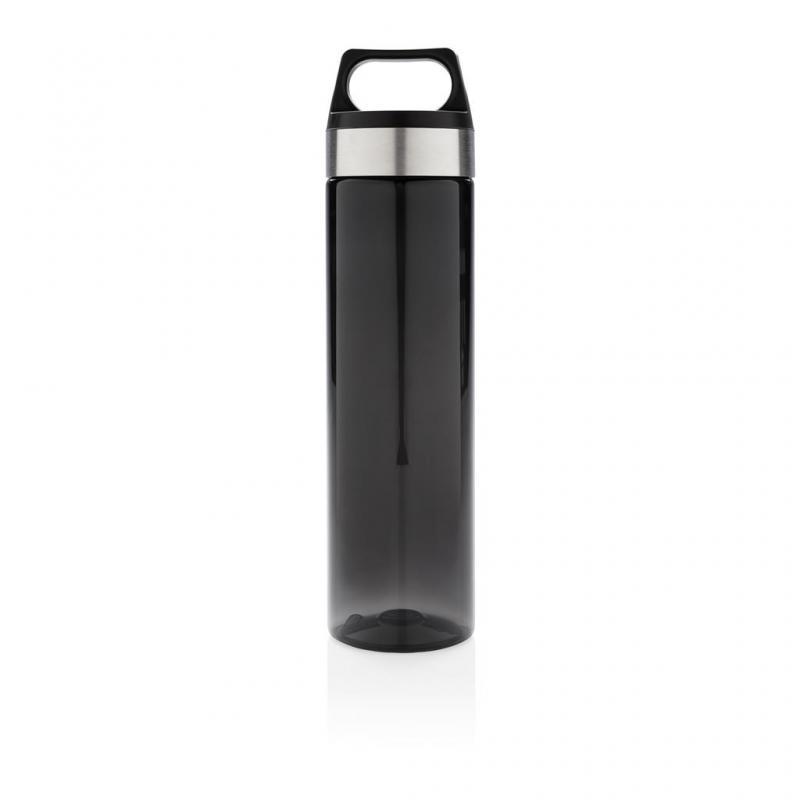 Fluro Lime Black Hygienic Water Bottle