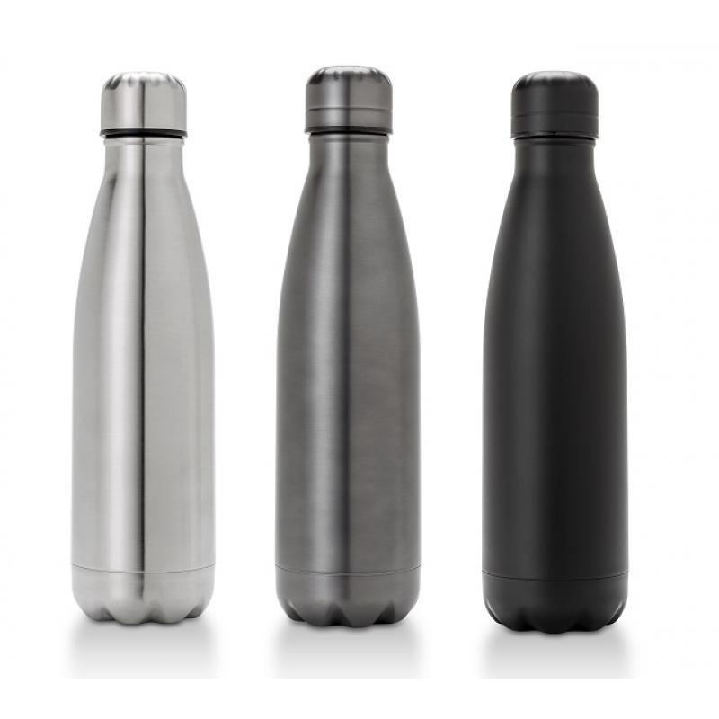 Promotional Oasis Double Walled Thermos Bottle, Satin Finish ...