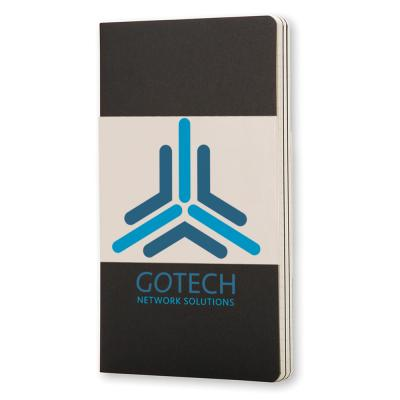 Image of Promotional Moleskine Pocket Cahier Jnl Notebook Black