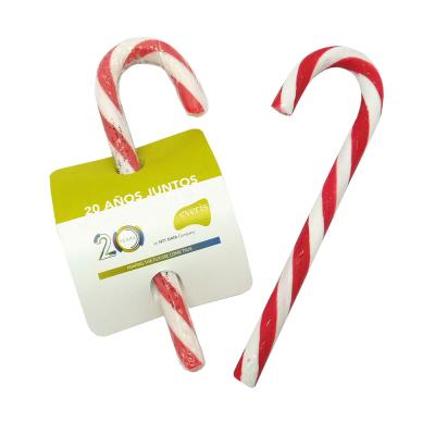 Image of Promotional Christmas Candy Cane Sweet With A Branded Cane