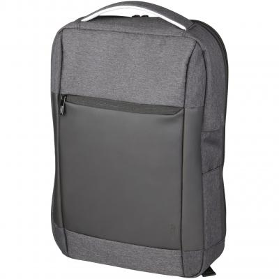 Image of Promotional Zoom Laptop Backpack Bag With USB Port