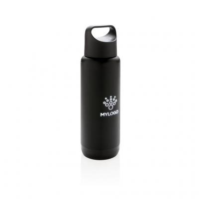 Image of Promotional Light Up Your Logo Insulated Bottle 500ml