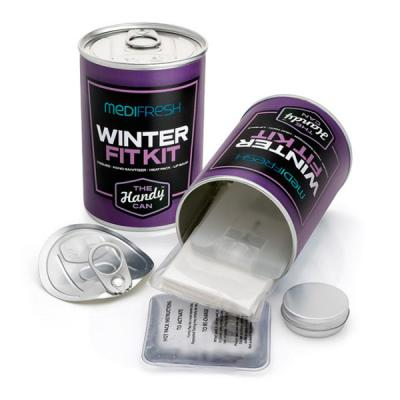 Image of Promotional Winter Germ Save Gift Can Kit
