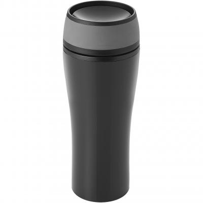 Image of Branded Curve Vacuum Mug, Leak proof 400ml