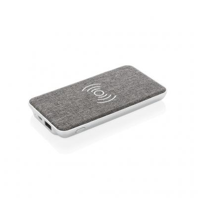 Image of Promotional Vogue wireless power bank, 5000 mAh