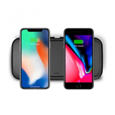 Promotional Zens Dual Fast Wireless Charger 10 W
