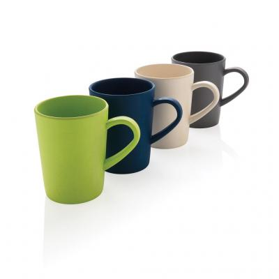Image of Promotional Eco Bamboo Coffee Mug