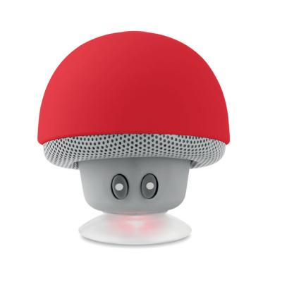 Image of Promotional Mushroom shaped Bluetooth speaker and phone stand