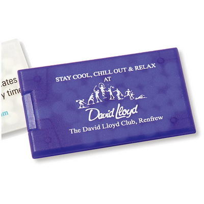 Image of Printed Cool Mint Cards :: Printed credit card / business card mints