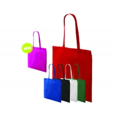 Image of Promotional Kanu Cotton Bag. Available In Lots Of Bright Colours.