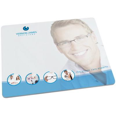 Image of Branded Desk Pad As Mouse Matt Duo Smart Pad Mouse Mat