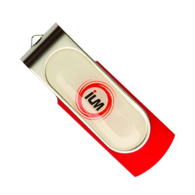 Image of Promotional Twister Flashdrive Decal. Full Colour Print