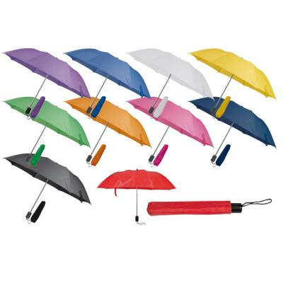 Image of Collapsible Umbrella printed