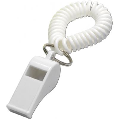 Image of Promotional Whistle with Wrist Cord