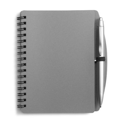 Image of Promotional Wirebound Note Book and Ballpen - A6