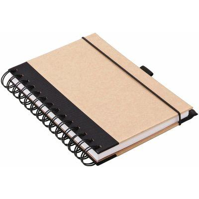 "Image of Printed Recycled ""Evolution"" Notebook"