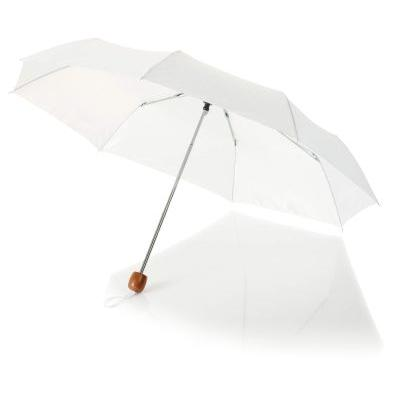 Image of Promotional Umbrella; 21,5'' 3-Section Umbrella; Branded with your logo