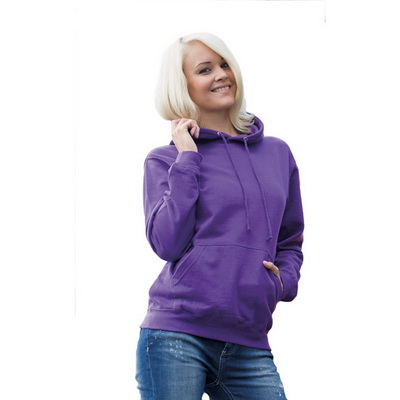 Image of Promotional College Hoodie- College Hooded Sweatshirt, 50 Different Colours