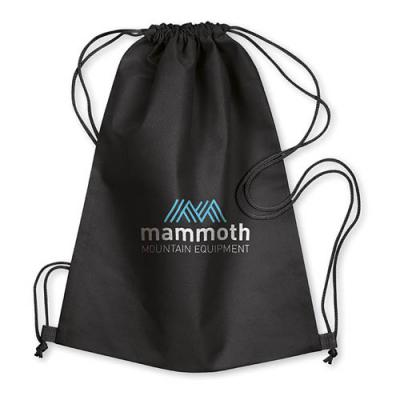 Image of Promotional Drawstring Bag. Nonwoven with Express Service Available