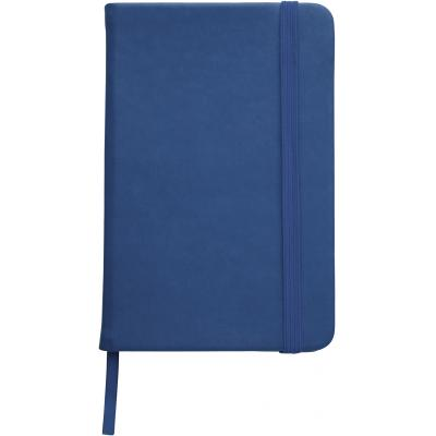 Image of Branded A5 Notebook with a soft PU cover