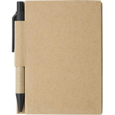 Image of Branded Small Pocket Notebook With Ball Pen
