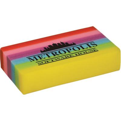 Image of Rainbow Eraser
