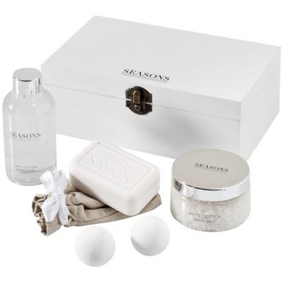 Image of Promotional Winston Bath Set presented In A Christmas Gift Box