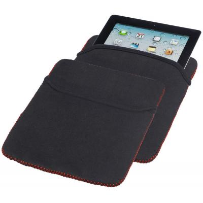 Image of Zigzag reversible tablet sleeve