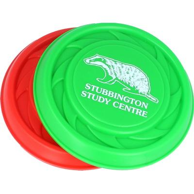 Image of Promotional Recycled Frisbees - Mini Frisbee with Full Colour Print